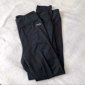 FILA black leggings